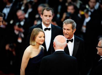 """64. Festiwal Filmowy w Cannes: Pokaz filmu """"The Beaver"""""""