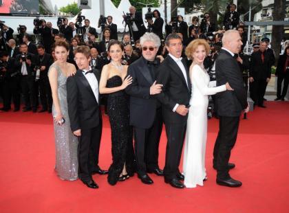 """64. Festiwal Filmowy w Cannes: Premiera filmu """"The Skin I Live In"""""""