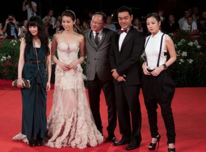 """68. Festiwal Filmowy w Wenecji: Premiera filmu """"Duo Mingjin"""""""