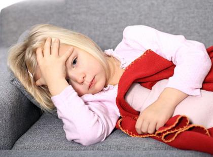 7 alarmujących objawów odry