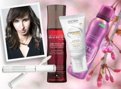 7 kosmetycznych  typów naczelnej <br>na wiosnę