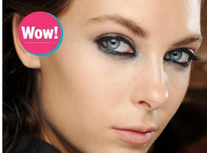 7 najmodniejszych makijaży z wybiegów -Mediolan i Paryż!