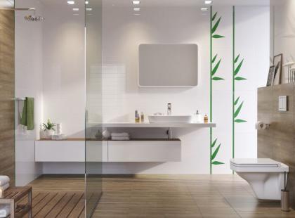 7 najpopularniejszych trendów łazienkowych na 2016