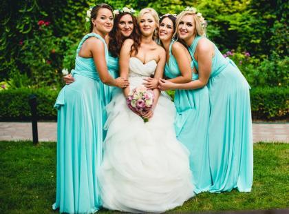 7 najważniejszych obowiązków druhny - przed ślubem, w trakcie i po nim!