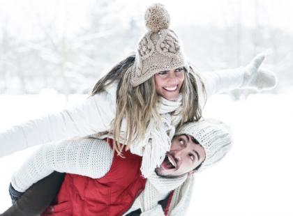 7 niebanalnych pomysłów na randkę zimą