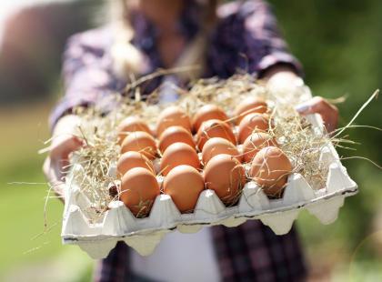 7 niesamowitych powodów, by codziennie jeść jajka!
