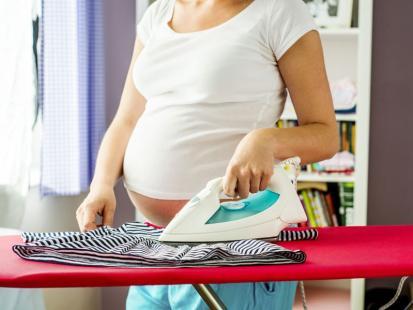 7 obowiązków domowych, których powinna unikać ciężarna