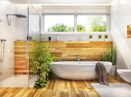 łazienka Stylowe Aranżacje Z Prysznicem Lub Wanną