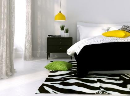 7 pomysłów na modną sypialnię
