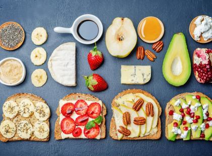 7 pomysłów na nietypowe i zdrowe kanapki. Takich jeszcze nie jadłaś!