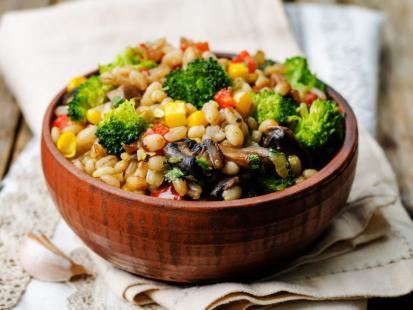 7 propozycji dietetycznych obiadów wegetariańskich