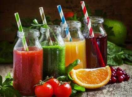 7 przepisów na dietetyczne koktajle. Pij jeden dziennie i chudnij!