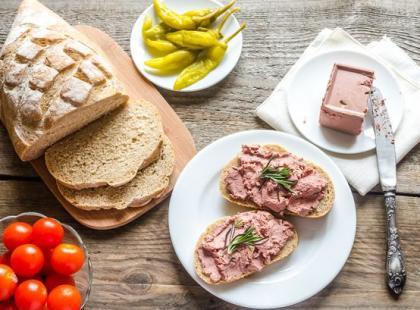 7 przepisów na doskonałe pasty do kanapek