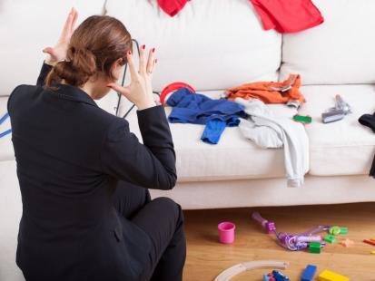 7 rad, jak nauczyć dziecko porządku