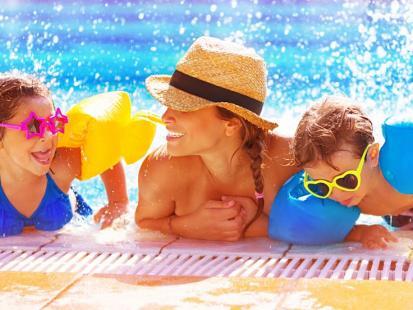 7 rad, jak zadbać o bezpieczeństwo dziecka nad wodą