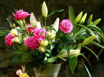 7 rad, które pomogą zachować świeżość kwiatów