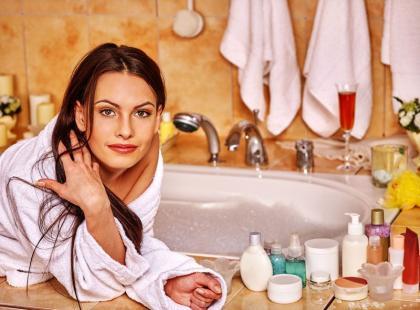 7 sposobów na tańszą kąpiel