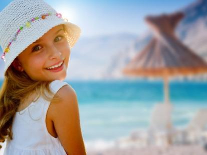 7 sposobów na zdrowe wakacje z dzieckiem