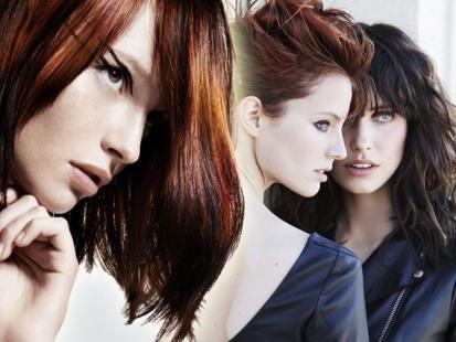 7 trendów w fryzurach na jesień i zimę