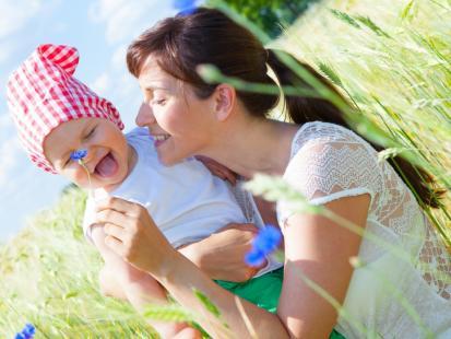 7 wiosennych rad dla zapracowanych mam!