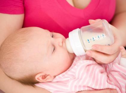 7 zasad karmienia mlekiem