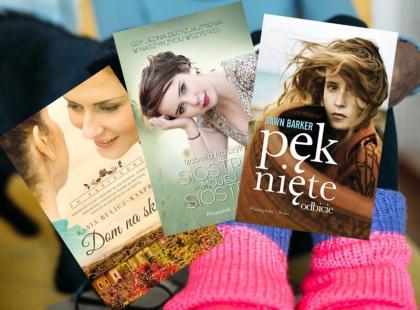 7 znakomitych powieści obyczajowych dla kobiet
