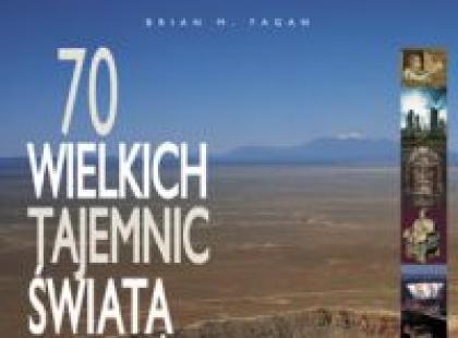 70 wielkich tajemnic świata starożytnego - Brian M. Fagan