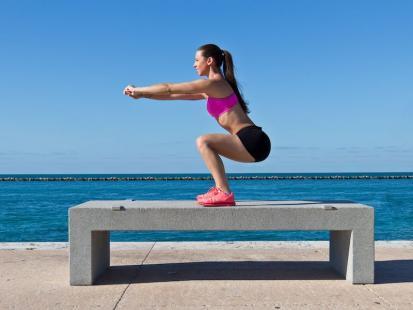 8 ćwiczeń, które gwarantują bycie fit!