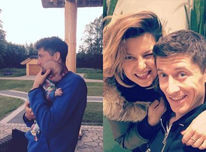 8 dowodów na to, że Robert Lewandowski będzie idealnym ojcem <3