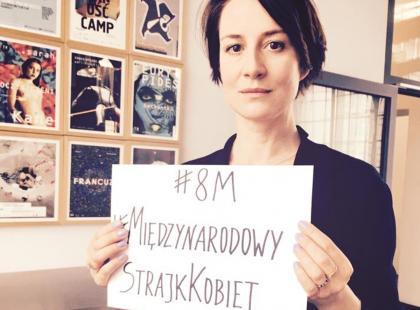 8 marca - Międzynarodowy Strajk Kobiet. Zobacz, które polskie gwiazdy poparły protest. Dołączysz do nich?