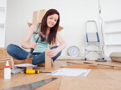 8 materiałów podłogowych do twojego domu