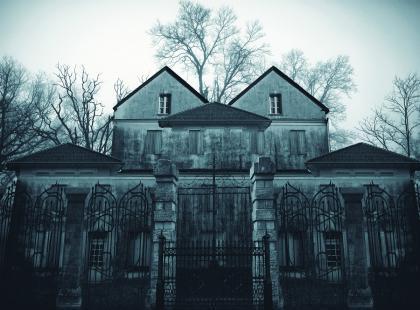 8 najbardziej nawiedzonych miejsc w Polsce