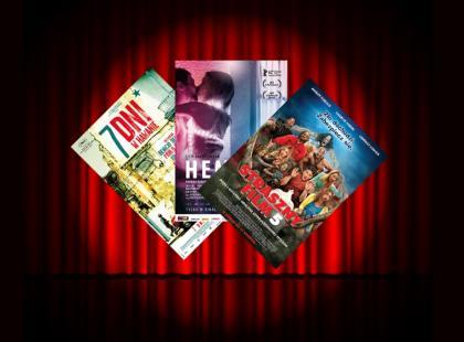 8 najlepszych premier filmowych tego weekendu