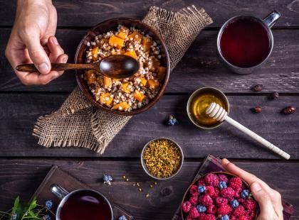 8 pomysłów na pyszne i dietetyczne śniadania