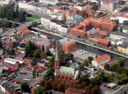 8 powodów, dla których warto odwiedzić Bydgoszcz