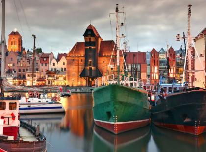 8 powodów, dla których warto odwiedzić Gdańsk
