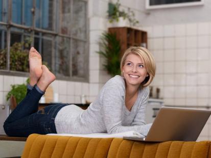 8 powodów, dlaczego praca zdalna jest tak kusząca