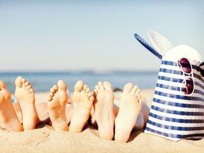 8 prostych rad, dzięki którym tego lata unikniesz grzybicy stóp