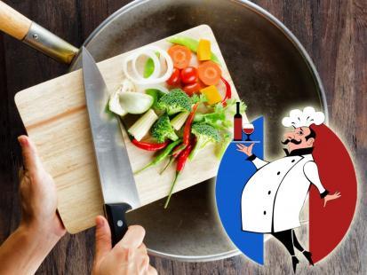 8 przepisów na dietetyczne dania kuchni francuskiej