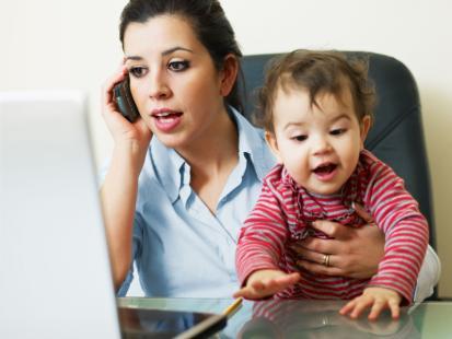 8 rad dla zapracowanych mam