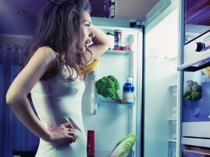 8 rad, jak przestać podjadać w nocy