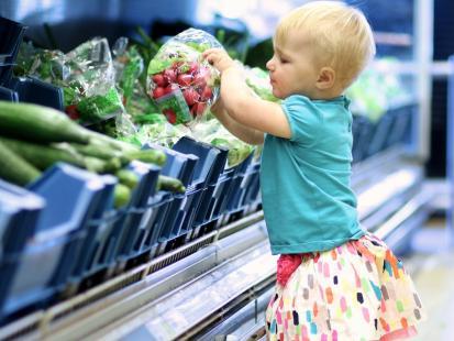8 rad, jak uniknąć napadów histerii dziecka w czasie zakupów