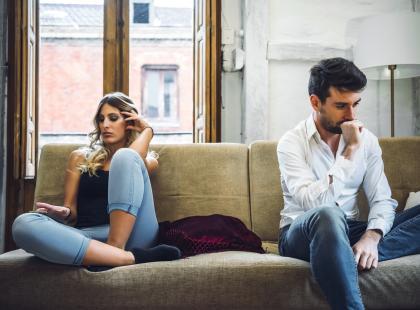 8 sygnałów świadczących o tym, że twoje małżeństwo skończy się rozwodem