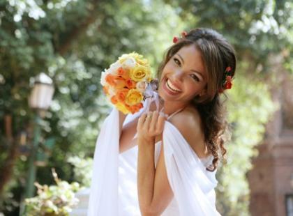 """""""Bride Parade"""" w Bukareszcie"""