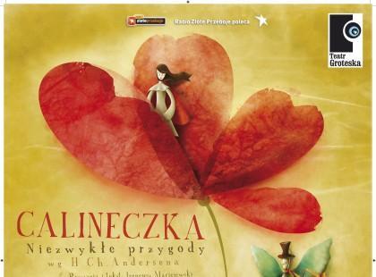 """""""Calineczka"""" na teatralnej scenie"""