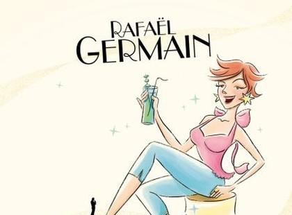 """""""Gin z tonikiem i ogórkiem"""" Rafaële Germain"""