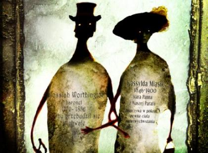 """Księga cmentarna"" Neil Gaiman"