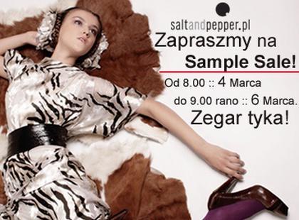 """""""Moda w zasięgu myszy"""" na Saltandpepper.pl"""