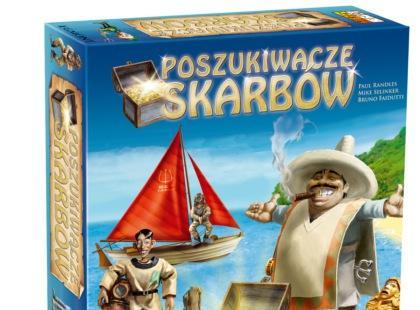 """""""Poszukiwacze Skarbów"""" dla małych i dużych odkrywców"""