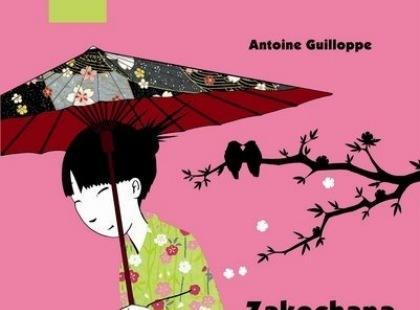 """Zakochana Akiko"" Antonie Guillope"